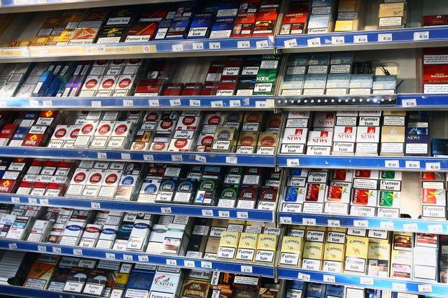 Hausse du prix des cigarettes