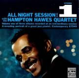 Hampton Hawes « All Night Session, Volume 1 »
