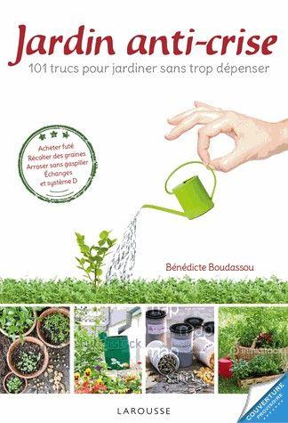 Jardin anti-crise de Bénédicte Boudassou