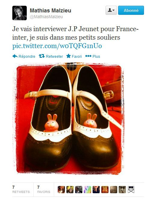 Malzieu tweet Jeunet