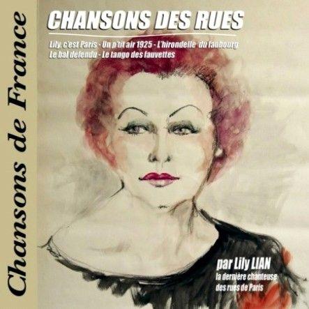 Lily Panam - Lily Lian, 96 ans, la dernière chanteuse des rues de Paris !