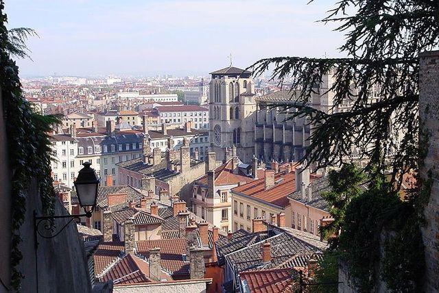 Le quartier Saint-Jean - Lyon