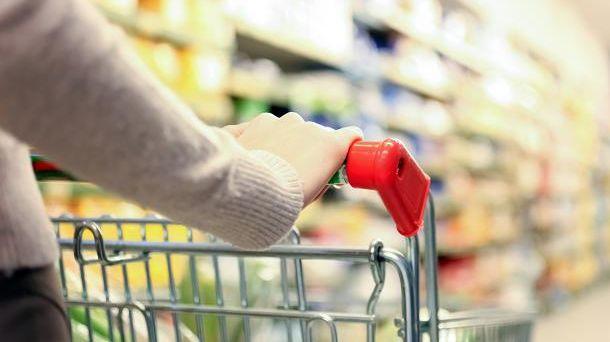 Le volume des produits de grande consommation a baissé l'an dernier