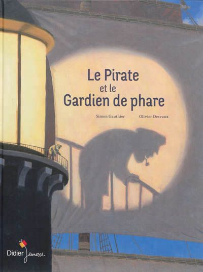 Le pirate et le gardien de phare