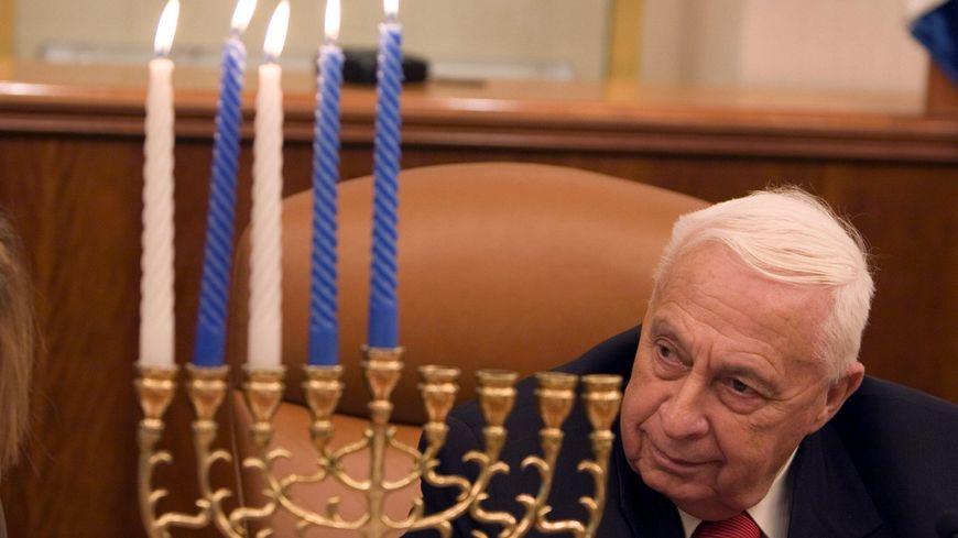 Ariel Sharon, l'ancien Premier ministre israélien