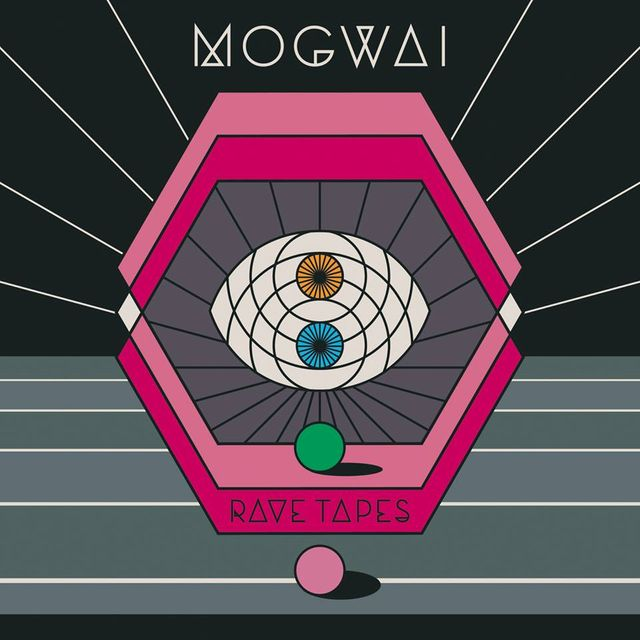 Mogwai Rave Tapes coverart