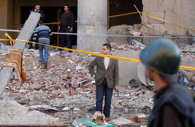 Triple attentat sanglant au Caire