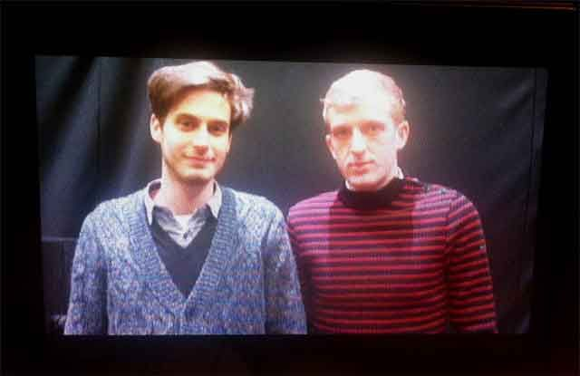 Le RDV : Benjamin POREE et Edouard LOUIS