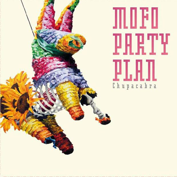 Album Mofo Party Plan