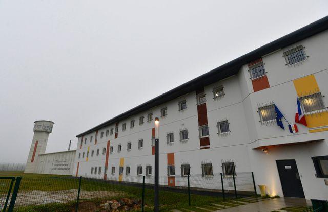 Le nouveau centre pénitentiaire d'' Alençon-Condé sur Sarthe