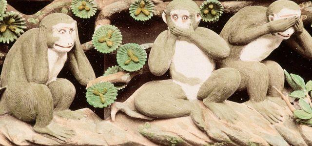 Les trois singes de Niko