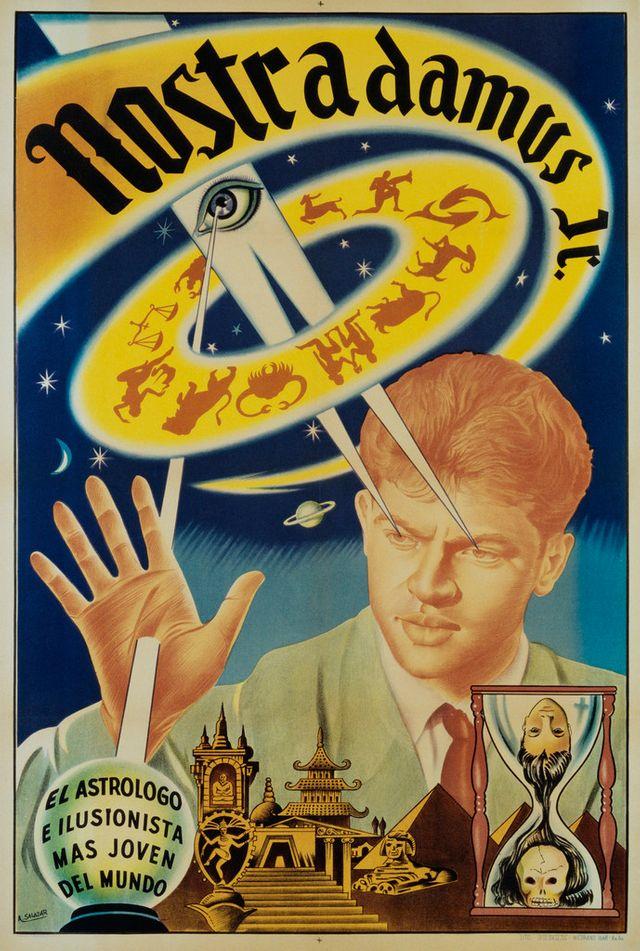 Nostradamus Jr. Poster