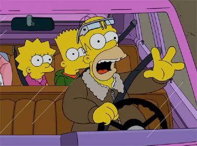 Homer Simpson augmenté (et on ne parle pas du tour de taille)