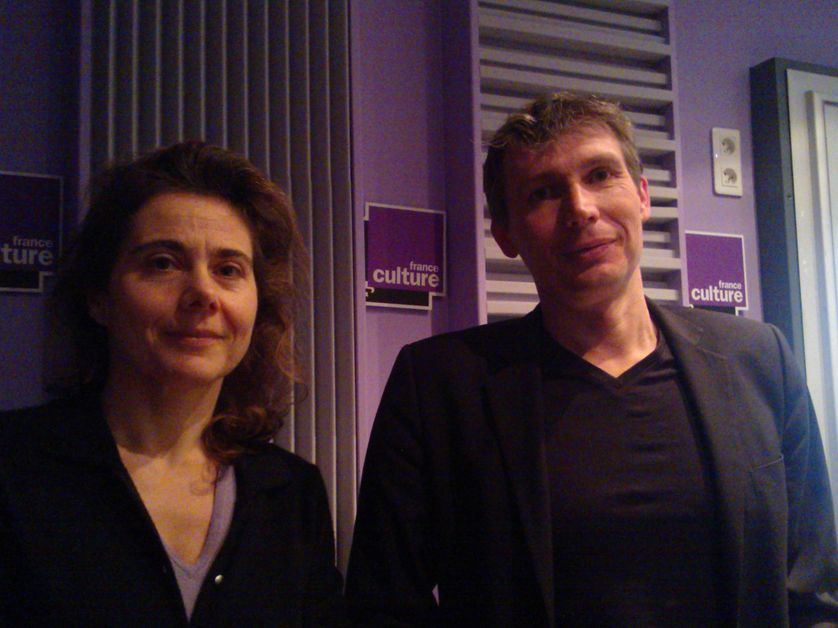 Nathalie Mons et Sébastien Sihr