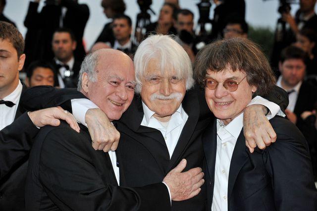 Wolinski, Cavanna et Cabu