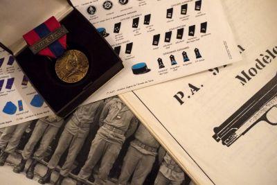 Souvenirs de l'armée