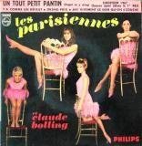 LP Les Parisiennes – L'Intégrale : Claude Bolling & Les Parisiennes
