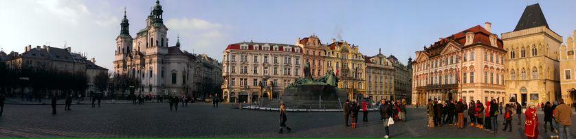 La place Staroměstské náměstí 110 00, Vieille Ville, Prague 1