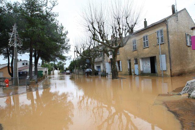 Les inondations dans le Var