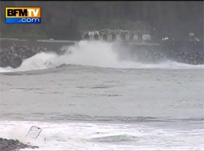 Suivez le cyclone Bejisa heure par heure