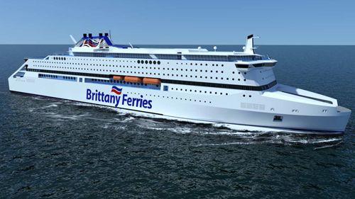 Brittany Ferries commande un ferry géant à STX France pour 270 millions d'euros