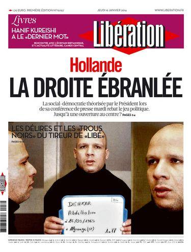 Une Libération - 16.01.2014
