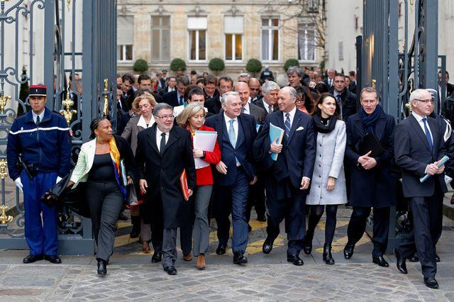 Premier conseil des ministres de 2014