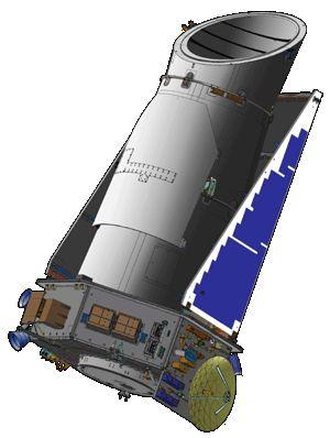 Le satellite Kepler