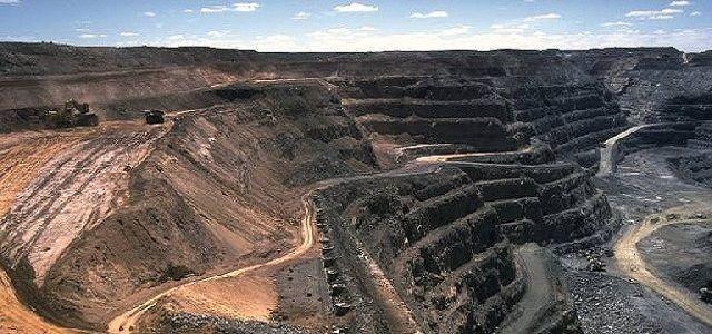 Mine de charbon