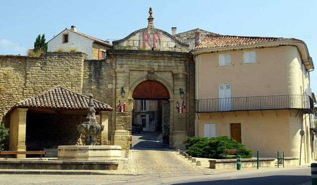 Malemort-du-Comtat - Le Portail de la République