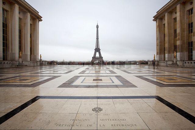Le Trocadéro