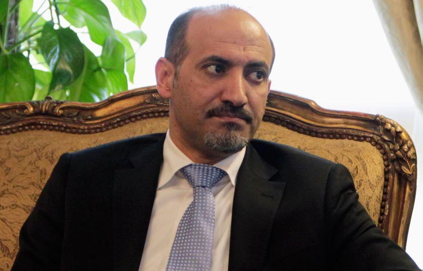 Ahmad al Jarba