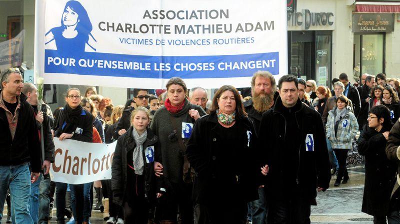 Marche blanche pour Charlotte à Montpellier