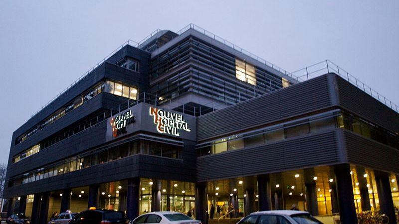 Le nouvel hôpital civil de Strasbourg