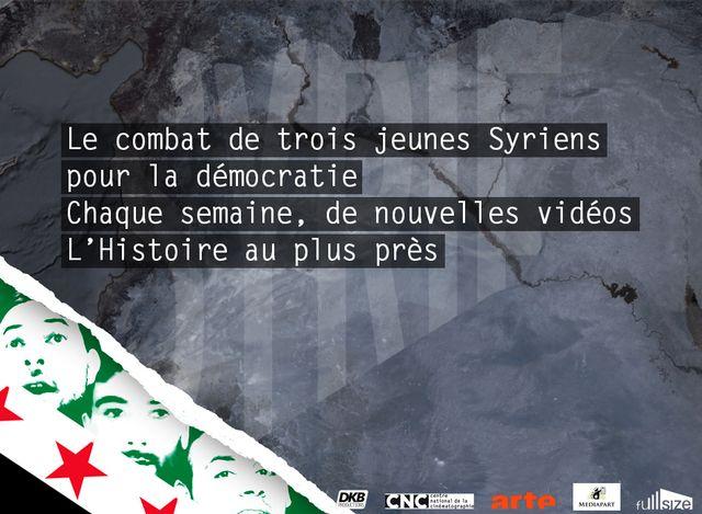 Webdoc Syrie Mediapart
