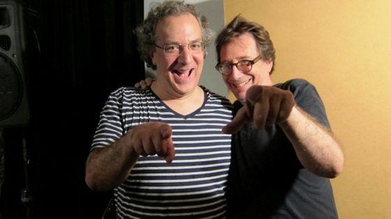 Uri Caine et John Zorn ©henceforthrecords.com
