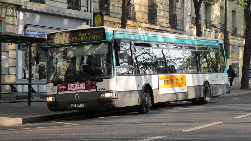 Bus RATP Paris