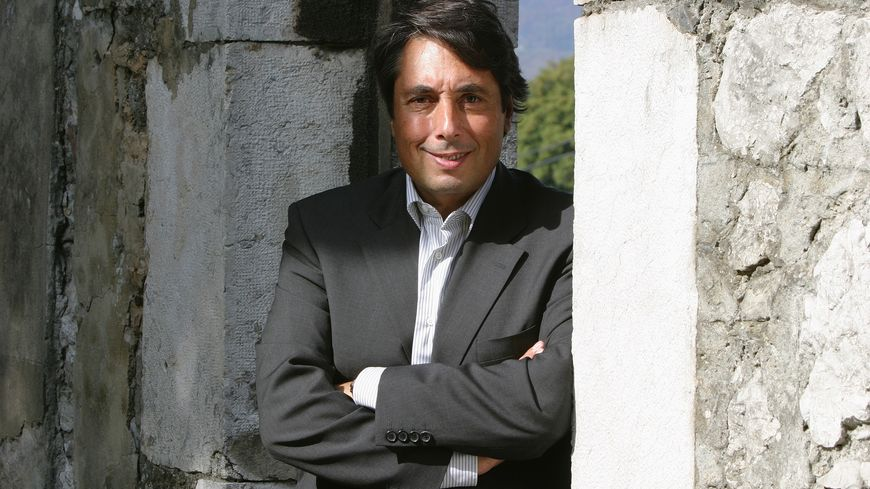Michel Destot, maire sortant de Grenoble