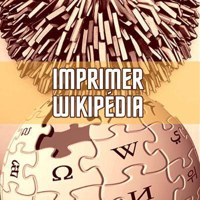 Impression de Wikipedia