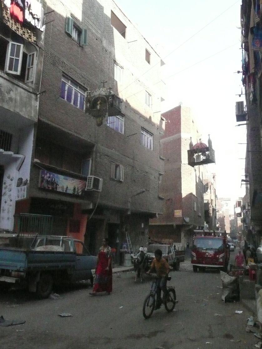 Rue Manchiat Nasser