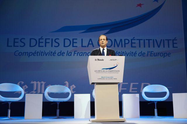 Colloque Les Defis de la Competitivite