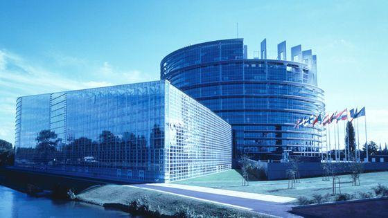 La directive visant à harmoniser la gestion des droits d'auteurs dans l'UE a été votée à une très large majorité. (© Klaus Hackenberg/Corbis)