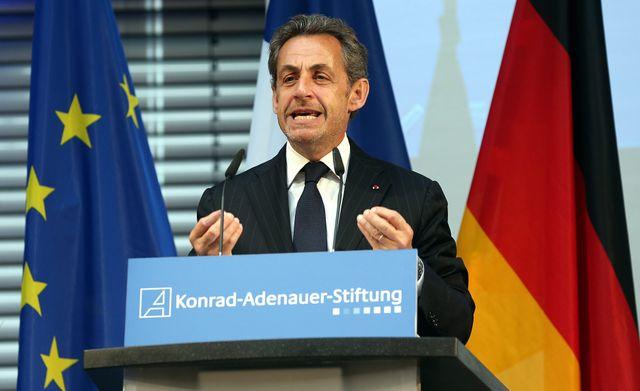 À Berlin, Nicolas Sarkozy plaide pour une autre Europe