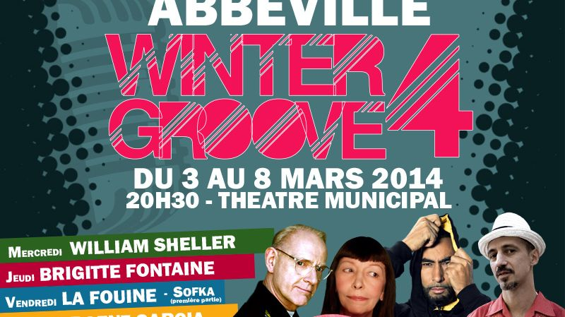 Festival Abbeville Winter Groove 2014