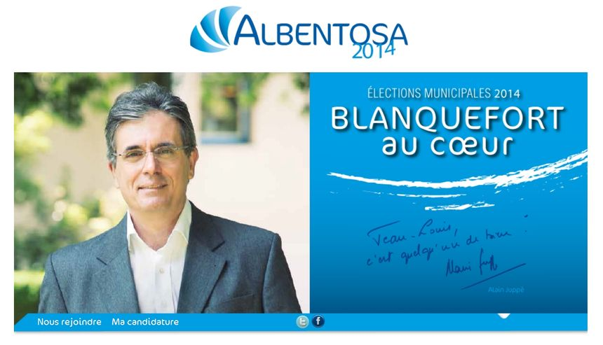Municipales 2014 à Blanquefort