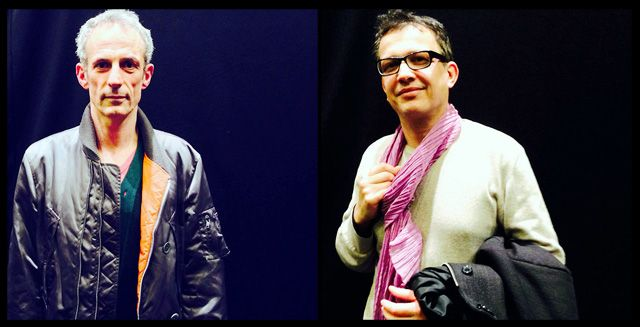 Le RDV : Xavier LE ROY et Thomas BRUNS