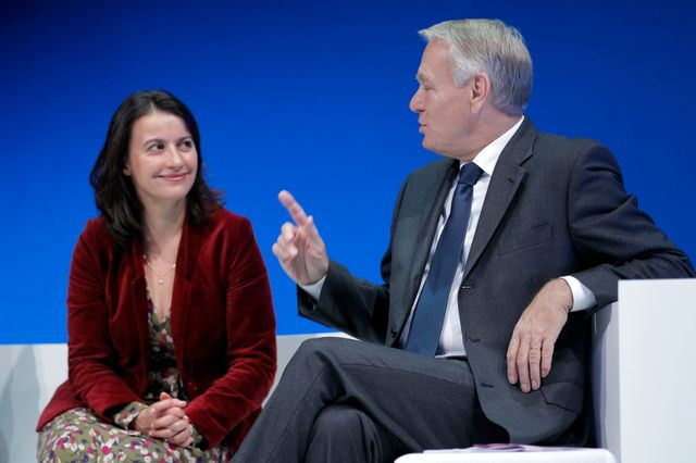Le premier ministre Jean-Marc Ayrault et la ministre du logement Cécile Duflot