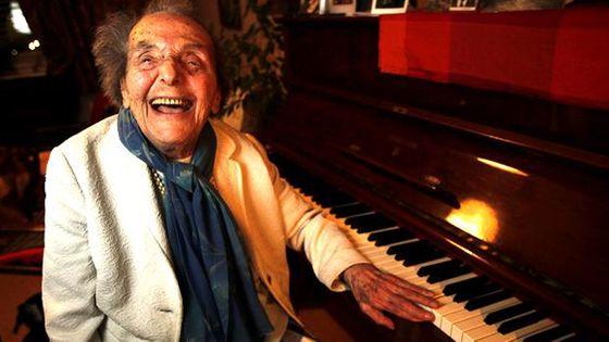 La pianiste Alice Herz-Sommer, plus vieille survivante de l'Holocauste, est décédée à l'âge de 110 ans. (DR)