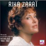 Pour la première fois chez Marianne Melodie, 48 chansons de Rika Zaraï en versions originales