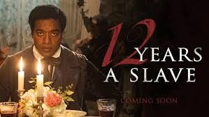 affiche de twelve years  a slave de Steeve Mc Queen